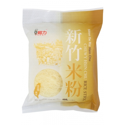 Chewy Hsin Chu rice stick 400g