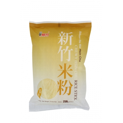Chewy Hsin Chu rice stick 250g